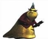 izmeina: Roz with clipboard from Monsters Inc (Dolores, monsters inc, Roz)