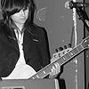 paperheart: (meg on guitar)