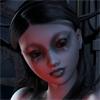 nothingtoregret: Black-eyed girl, sweetest smile of them all. (Dark Faery)
