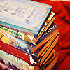 anunquietmom: (books- pile of books)