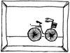 daedala: line drawing of a picture of a bicycle by the awesome Vom Marlowe (Default)
