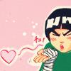 dorkpie: ([naruto] lee: kissu ~<3)