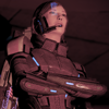 risingshepard: Shepard crossing her arms. Worst sign for whoever gets to see it. (Anyone else is the least of your worries)