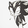 shadow the hedgehog. ⁽ ᵀᴴᴱ ᵁᴸᵀᴵᴹᴬᵀᴱ ⁾: ✘ i spit in your direction!