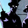 foreshadower: Tony Harris. (Wavin my cool cane)