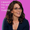 gwyn: (liz lemon go to there)
