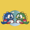 terriko: Adorable icon care of John (bubble bobble)