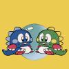 terriko: Adorable icon care of John (pax, bubble bobble)