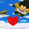 xiu: sexiestdrummer @ lj (Nappa/Vegeta | Love Is In The Air)