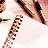 half_fillednotebooks: (pen&paper)