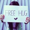 theoclist: (free hug.)