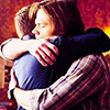 killabeez: (samdean resouled hug)