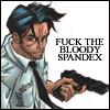 lenija: (Marvel - bloody spandex (Pete))