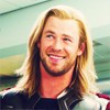 mjolnir_retriever: Thor grinning cheerfully (cheerful floppy puppy)