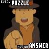 tamakun: (Layton, Puzzling Layton)