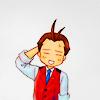 notabunnylawyer: (Fanart; awkward headrub)