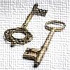 shadowchaser: (Lattice keys on canvas)