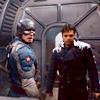 justhadadate: ([Bucky] Side by Side)
