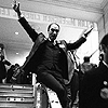 recordbodycount: Pierre Trudeau sliding down a bannister (politics // the secret master saint)