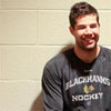 labellementeuse: Corey Crawford smiling at the caera (hockey congratulations on your face)