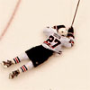 labellementeuse: Johnny Oduya of the Blackhawks flat on his belly on the ice (hockey fail/flail)