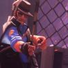 BLU Sniper    Mason Mundy