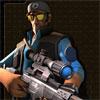 BLU Sniper || Mason Mundy