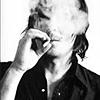 mjau: (smoke.)