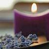 lavendertook: (lavender candle)