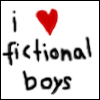 really: (fictional boys)