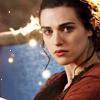 heathershaped: (Merlin: Morgana red)