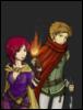 cheery_thief: (Matthew and Leila)