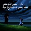 shorelle: Zuko and Katara from Avatar. (zuko&katara → across the stars)