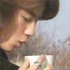 estirose: Takumi puffing on some tea (Takumi puffs - KR Faiz)
