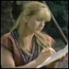 lavendertook: (gabrielle scribe)