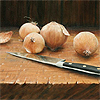 kitchenklutz: knife and onions (knife and onions)