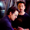 selenak: (Bruce and Tony by Corelite)