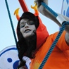 cardboardsword: Me cosplaying Vriska Serket, Godtier Version (Default)