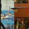falena: Stock image of the Lanterna in Genova (genova)
