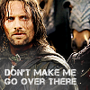 suzelle: (Angry Aragorn)
