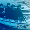 laughingrat: The Beatles are on a boat. (On a boat!)