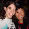 "nova: <user name=""janinedog""> and me (friends: janine)"