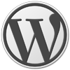 faintdreams: Wordpress Logo for Cross-posts (Wordpress Logo)