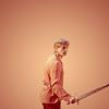 watersword: Bradley James as Prince Arthur in Merlin (2008, BBC) (Merlin: once and future king)