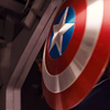 lilyleia78: Close up of Captian America's shield (Avengers: Shield)