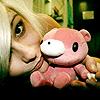 clownlovin: (pink toys!)