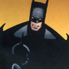 cmshaw: Batman looms over Batgirl: Daddy has some questions for you (Daddy has some questions for you)