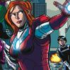 jadelennox: the Avengers' Rescue (Pepper's superhero identity) (avengers: rescue)