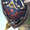 divine_beast: (Link: Hylian shield)