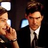 the_gubette: ([Criminal Minds] hotch stares at reid)